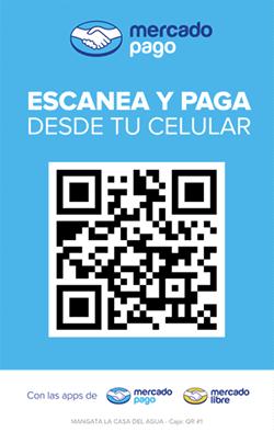 Escanea y paga desde tu celular