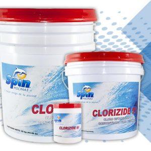 Clorizide 91 - Spin grupo
