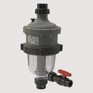Pre filtro centrífugo Multi Cyclone - Inter Water