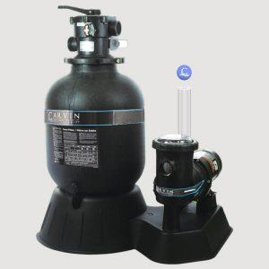 Sistema de filtrado láser