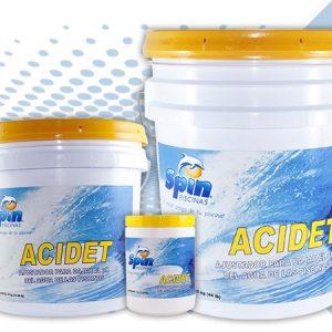 Acidet - Spin grupo
