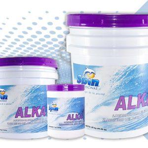 Alka - Spin grupo