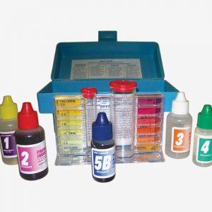 Kits de Pruebas y termómetros - Inter Water