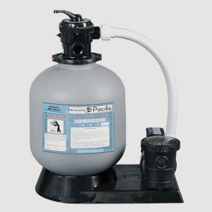 Sistema de filtrado Pacific - Inter Water